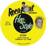 "45 Re ✦CAMILLE ""LIL"" BOB✦ ""Stop / I Got Loaded""- Fantastic Funky Boogaloo. Hear♫"